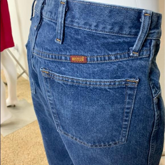 Men's vintage Rustler jeans sz 36x30
